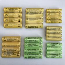 12pcs1.2v AA(300/600/800mAh) / AAA 600mAh And Ni-Cd / Ni-MH Rechargeable Battery