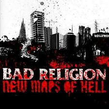 Bad Religion - New Maps Of Hell (NEW VINYL LP)