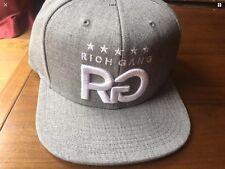 Rich Gang Sombrero/Gorra-Nuevo con etiquetas