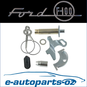 F100 F150 F250 Bronco Premium Rear Drum Brake Self Adjuster Kit RH: 1967 to 2009