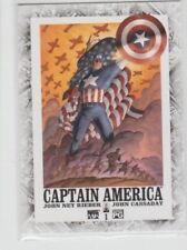 Marvel Beginnings Comic Famous Cover #B-127 Captain America