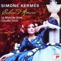 SIMONE KERMES/C. OSELE/LE MUSICHE NOVE - COLORI D'AMORE  CD 14 TRACKS OPER NEU