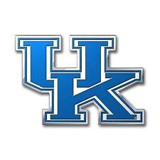 Kentucky Wildcats Emblem Auto Car Accessories Chrome Team Promark NCAA