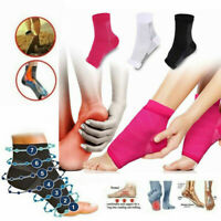 3 Pairs Ankle Sleeve Compression Support Arch Heel Plantar Fasciitis Foot Socks