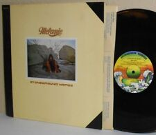 1972 MELANIE LP Stoneground Words Ex / Ex with 4 photo inserts