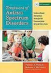 Treatment of Autism Spectrum Disorders Vol. 19 : Evidence-Based Intervention...