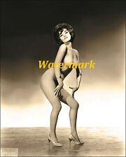 Amelia Reyes 1950-60s Pinup Girl, Burlesque Dancer-Photo
