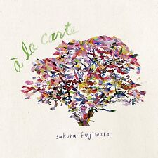 Sakura Fujiwara: A la carte (2015) CD SEALED