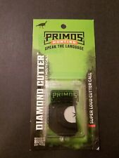 Primos Diamond Cutter Turkey Mouth Call Made in Usa Brand New Factory Sealed