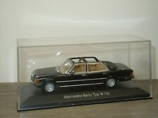 Mercedes 450SEL Convertible - Minichamps - Code 3 Model - 1:43 *47809