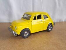 ancienne miniature vintage - NACORAL S.A. espana - 1/24 - FIAT 500 - 70s