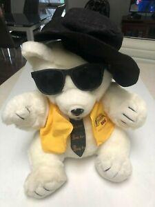 Old BUNDABERG RUM Soft Bear From 1980's
