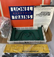 Lionel Trains #6-9224 ~ Operating Horse Car ~ BRAND NEW IN BOX