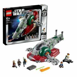 LEGO 75243 Star Wars Slave 1 20th ANNIVERSARY Boba Fett - 24Hr Courier
