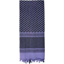 Rothco 8537 Shemagh Tactical Desert Scarf Purple