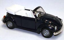1:43 SIKU VW CABRIOLET - BLUE - NEW DIECAST