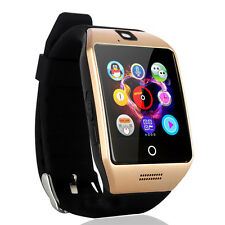 Bluetooth LCD Touch With Camera NFC Smart Wrist Watch For Android IOS Cell Phone
