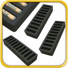 3 Rolled Coin Storage Organizer Nickels Home Office Black 2 Nickel Holder Tray