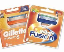 1-4-16-20 Pack Gillette Fusion 5 Shave Razor Blades Replacement Scheermesjes