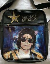 Jugavi Michael Jackson Black Shoulder Bag, Used