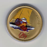 Sydney 2000 Olympic Medallion - Sailing
