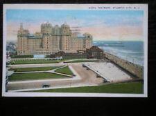 POSTCARD USA ATLANTIC CITY N.J. HOTEL TRAYMORE C1920