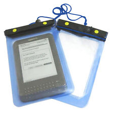 Blue Amazon Kindle Holiday Waterproof Case Cover Protective Bag Pouch Dry Bag 3