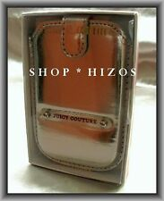 COLLECTIBLE AUTHENTIC RARE JUICY COUTURE SMARTPHONE IPHONE MIRRORED CANVAS CASE