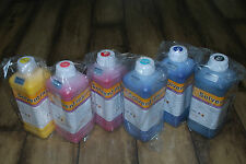 Eco Solvent Ink for Roland Mimaki Mutoh printers (cmyk lc lm) (6 liters) US Ship