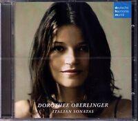 Dorothee OBERLINGER: RECORDER SONATAS Corelli Geminiani Sammartini Detri CD Neu