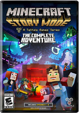 Minecraft: Story Mode-The Complete Adventure (PC Games)