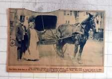 1927 Lexington Massachusetts Patriots' Day, Amy Taylor Dr J Odin Tilton