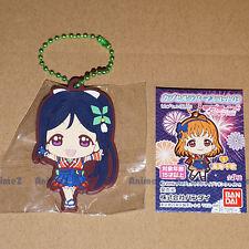 Official Love Live! Sunshine vol.3 rubber mascot keychain - Kanan Matsuura *NEW*
