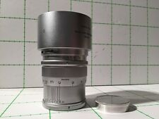 LEICA LEITZ CANADA HEKTOR 125mm f2.5 SCREW MOUNT VISOFLEX LENS, missing 1 of 125
