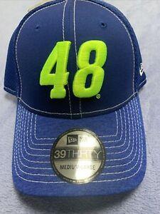 JIMMIE JOHNSON #48  HENDRICK MOTORSPORTS NEW ERA 39THIRTY HAT .... New !
