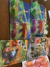 Vintage Toy Lot Of Desert Dog , Battle Street And More.  New.