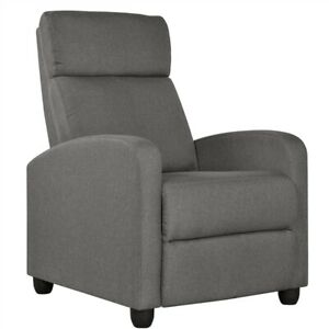 Relaxsessel Fernsehsessel Liegesessel Sofa Sessel Ruhesessel Liegefunktion Stoff