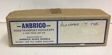 ANBRICO ALEXANDER Y TYPE COACH WHITE METAL BUS KIT No1