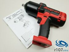 "Snap On CTEU8850 18v 1/2"" Impact Wrench (Incl. VAT), BODY ONLY."