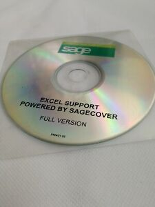 Sage Excel Support Full Version interactive cd