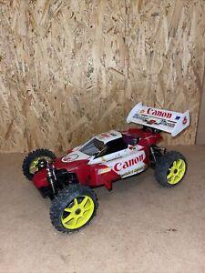 RC Auto Kyosho Buggy - 4WD - Maßstab 1:8 - ungeprüft zum Wiederaufbau