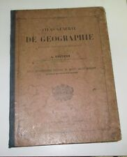 ATLAS DUSSIEUX  Atlas de Géographie ancienne,du moyen age et moderne incomplet