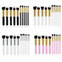 Makeup Brush Set Cosmetic Foundation Blending Eye Shadow Concealer Blush Brushes