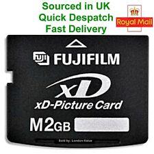 Fujifilm 2GB XD Picture Memory Card Type M - Original Genuine New MPN: MXD2GM3