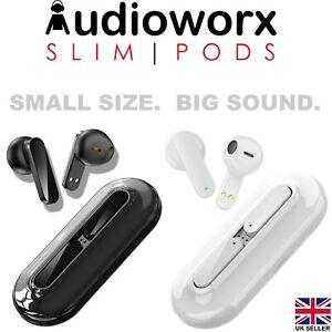 Twins Wireless Bluetooth TWS Stereo In-Ear Pods Earbuds Earphones Headphones
