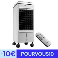 Climatiseur Mobile 3 en 1 Silencieux 3 Vitesses Monobloc avec Télécommande