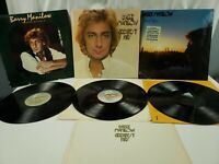 Barry Manilow 3 Album Lot - Even Now- Greatest Hits - Greatest Hits II