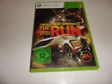 XBOX 360 Need for Speed: the Run