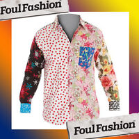 Foul Fashion Mens Casual Shirts 20% Off RRP No One Will Have A Shirt This Shite