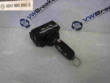 Volkswagen Touareg + Cayenne 2002-2007 Ignition Barrel Lock + Key 3D0905865E